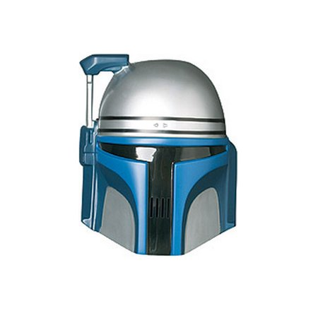 Star Wars 3/4 Jango Fett Mask Halloween Costume Accessory