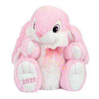 Way to Celebrate Pink Hopster Bunny 2020 Plush