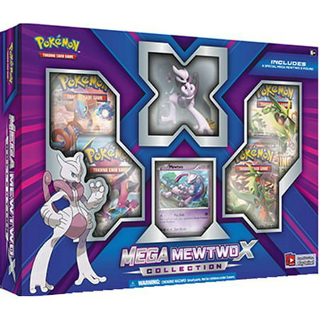 Pokemon Mega Mewtwo Figure Box