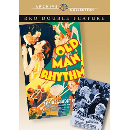 RKO Double Feature: Old Man Rhythm / To Beat The Band (DVD)