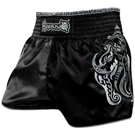 Hayabusa Wisdom Muay Thai Fight Shorts (Best Thai Boxing Shorts)