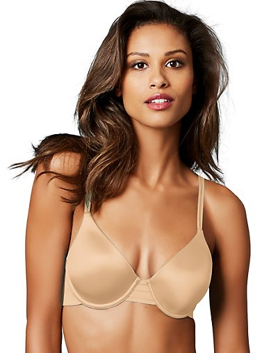 Womens Smooth Luxe Extra Coverage Back Smoothing Bra, Style DM7540