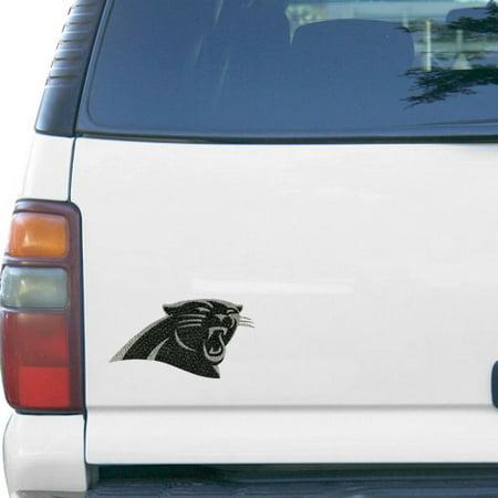 Carolina Panthers Cart Cooler (Carolina Panthers Bling Emblem Car Decal - No)