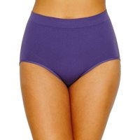 Vanity Fair Womens Smoothing Comfort Seamless Brief Panty, 6, Totality