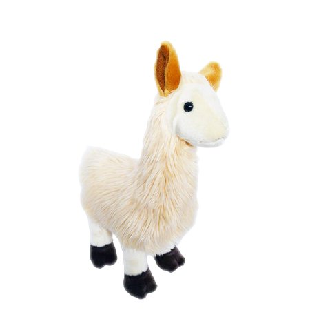 Kingdom Kuddles Lana the Plush Llama- Stuffed Animals
