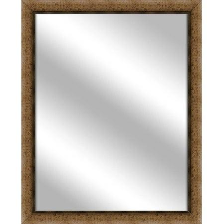 Dark Gold, Allison Mirror, 24.75x30.75 (Allison Mirror)