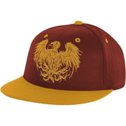 A Day To Remember Men's  Red And Gold Snapback Baseball Cap Gold