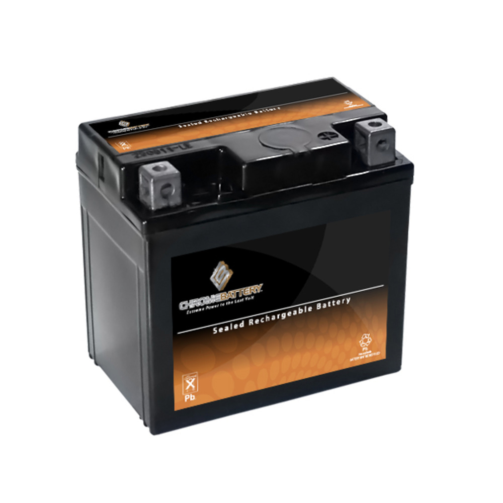 YTX5L-BS Scooter Battery for SYM Mio 50CC 09