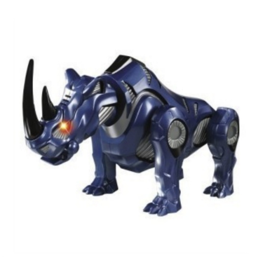 Mega Bloks Magnext Magna-saurs Woolly Rhino Building Se