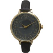 Petite Womens Leather Watch