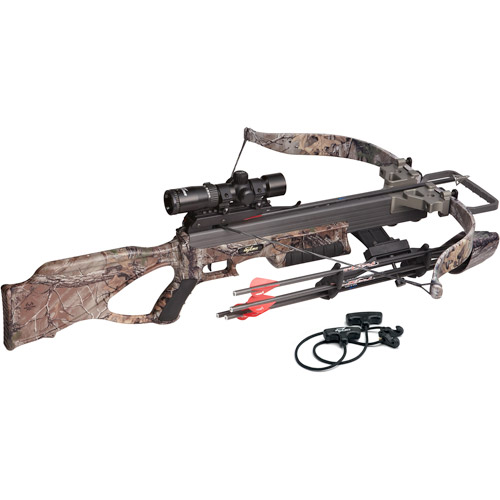 Excalibur Matrix 355 Realtree Extra 240 lb Crossbow Package