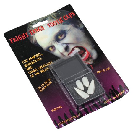 Halloween Edm Parties (Goth Scary Vampire Halloween Teeth Horror Fang Party Supplies)