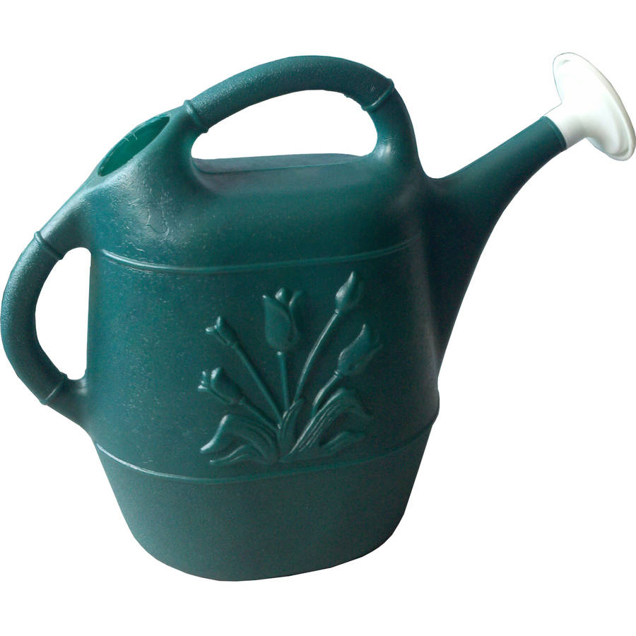 Union Products 2 Gallon Hunter Green Watering Can