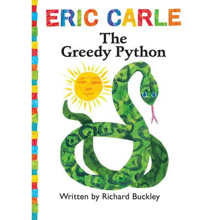 The Greedy Python : Book & CD (Python No Spill Review)