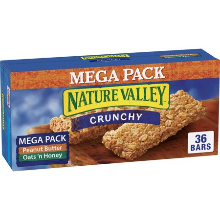 Nature Valley Granola Bars Peanut Butter & Oats