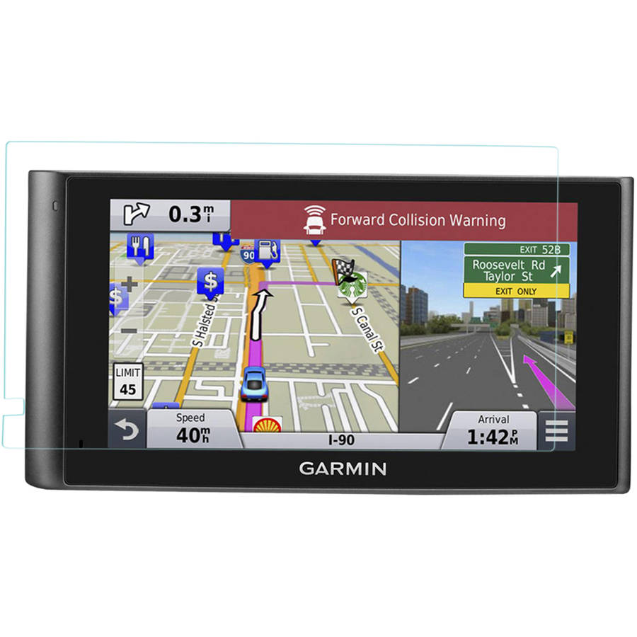 BoxWave ClearTouch Glass 9H Tempered Glass Screen Protection for Garmin nuvi 2639LMT, 2689 and nuviCam