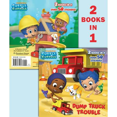 Dump Truck Trouble/Let's Build a Doghouse! (Bubble Guppies)](Bubble Guppies Stickers)