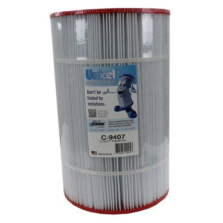 Unicel C-9407 Pentair Clean & Clear Predator 75 Sq Ft Filter Cartridge