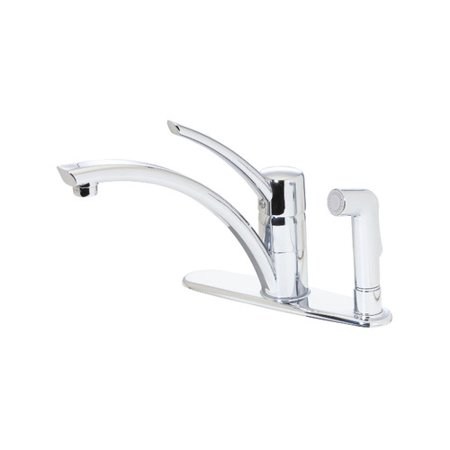 Marvelous Pfister Avalon Kitchen Faucet With Sidespray Available In Various Colors Home Interior And Landscaping Oversignezvosmurscom