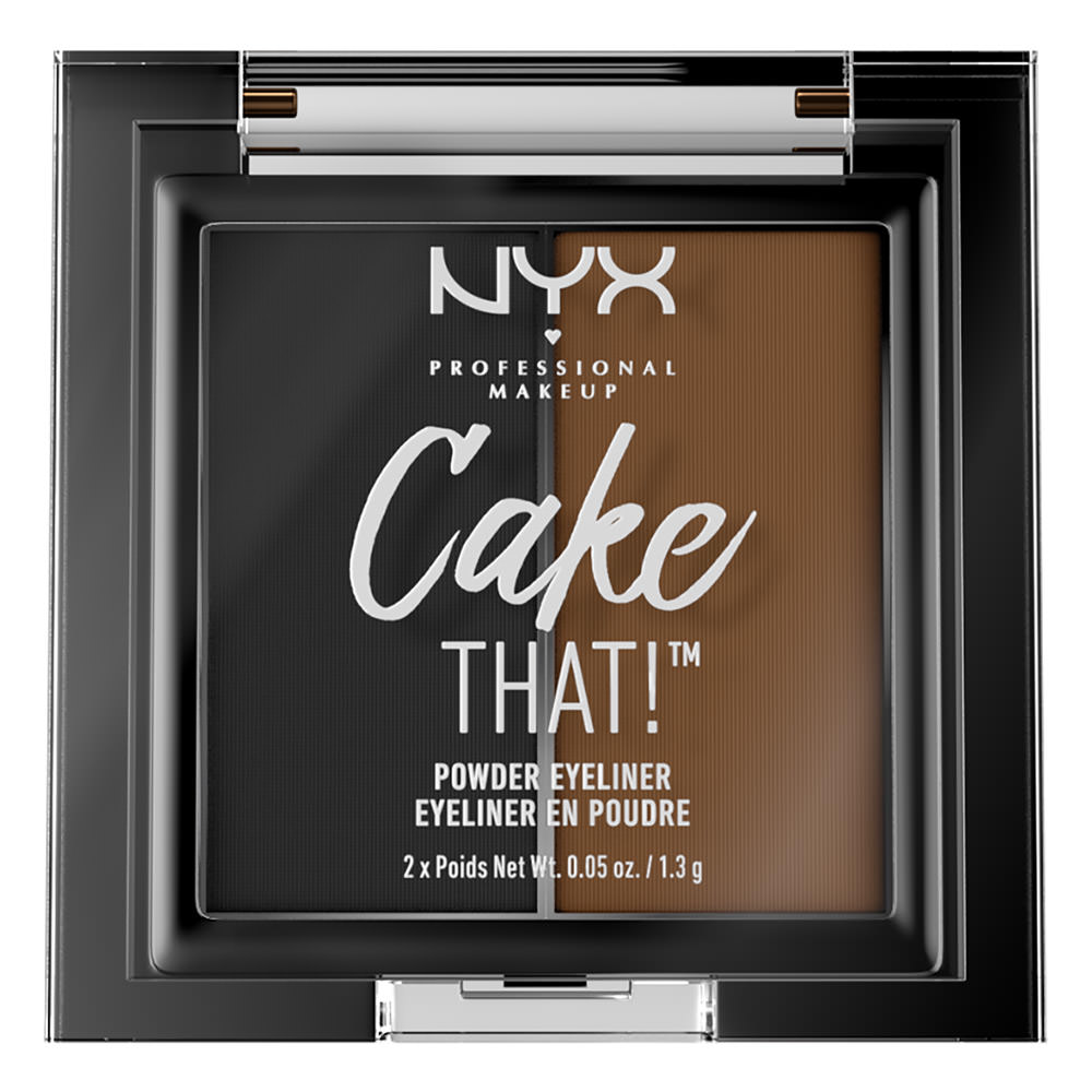 NYX Professional Makeup Cake That! Powder Eyeliner