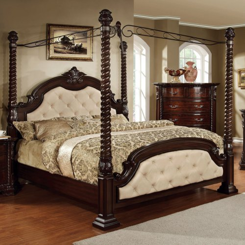 Atencia Reen Traditional Poster Bed