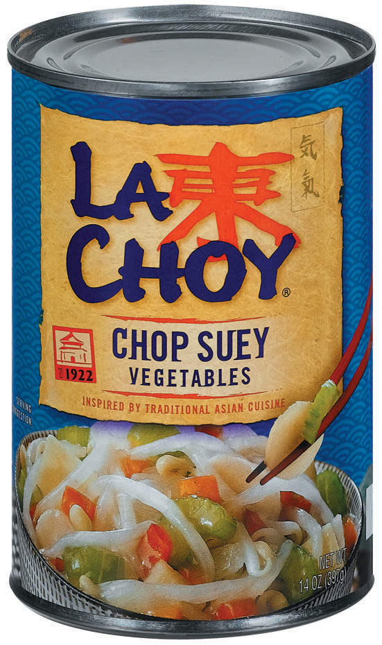 La Choy Chop Suey Vegetables, 14 Oz by Conagra Brands