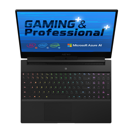 "Gigabyte AERO Gaming and Entertainment Laptop (Intel i7-9750H 6-Core, 64GB RAM, 512GB m.2 SATA SSD, 15.6"" Full HD (1920x1080), NVIDIA RTX 2060, Wifi, Bluetooth, Webcam, 3xUSB 3.1, 1xHDMI, Win 10 Pro) - image 5 of 6"