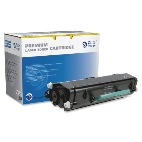 Elite Image Remanufactured Lexmark E460X11A Toner Cartridge