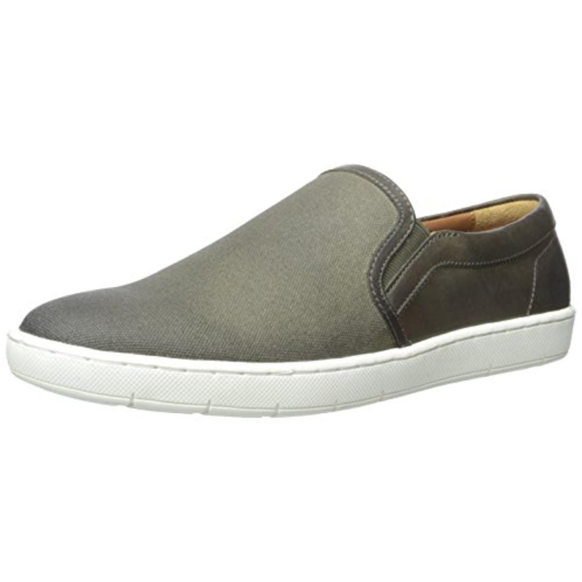 Gordon Rush Mens Tulley Leather Slip On Fashion Sneakers
