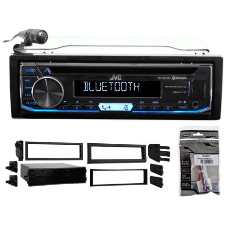 2000 2004 Subaru Outback Jvc In Dash Bluetooth Receiver Android Pandora Mp3