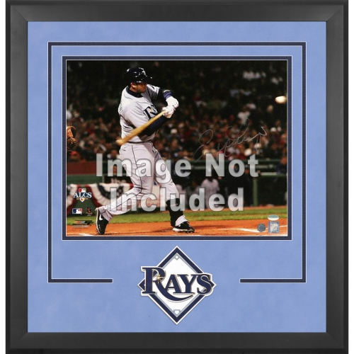 """Tampa Bay Rays Fanatics Authentic 16"""" x 20"""" Deluxe Horizontal Photograph Frame - No Size"""