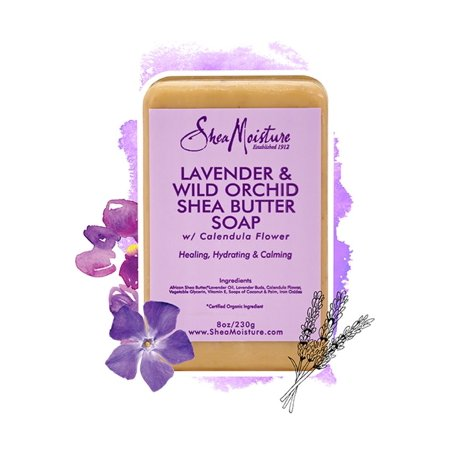 Lavender & Wild Orchid Shea Butter