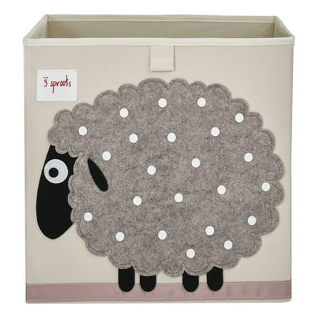3 Sprouts Storage Box - Sheep Century Archival Box