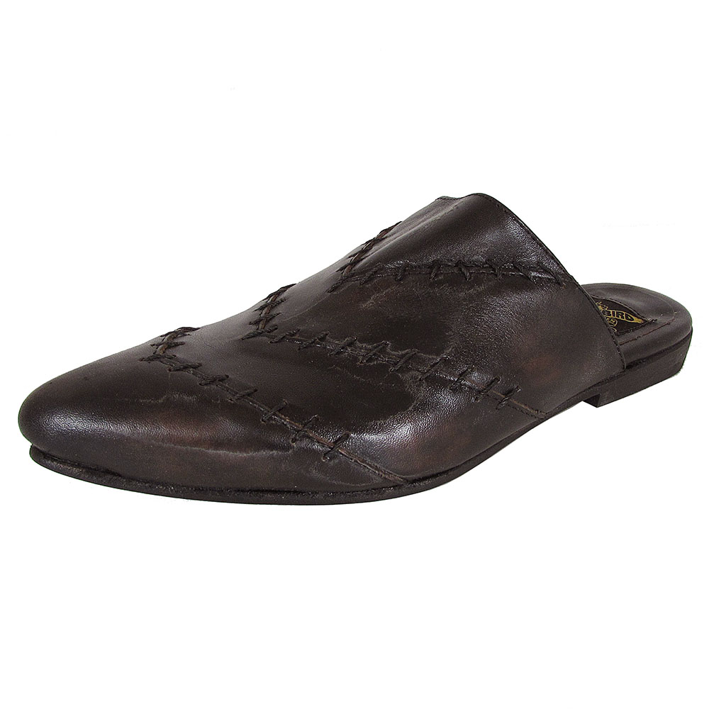 Freebird By Steven Womens FB-Nola Slip On Mule Shoes, Black, US 7