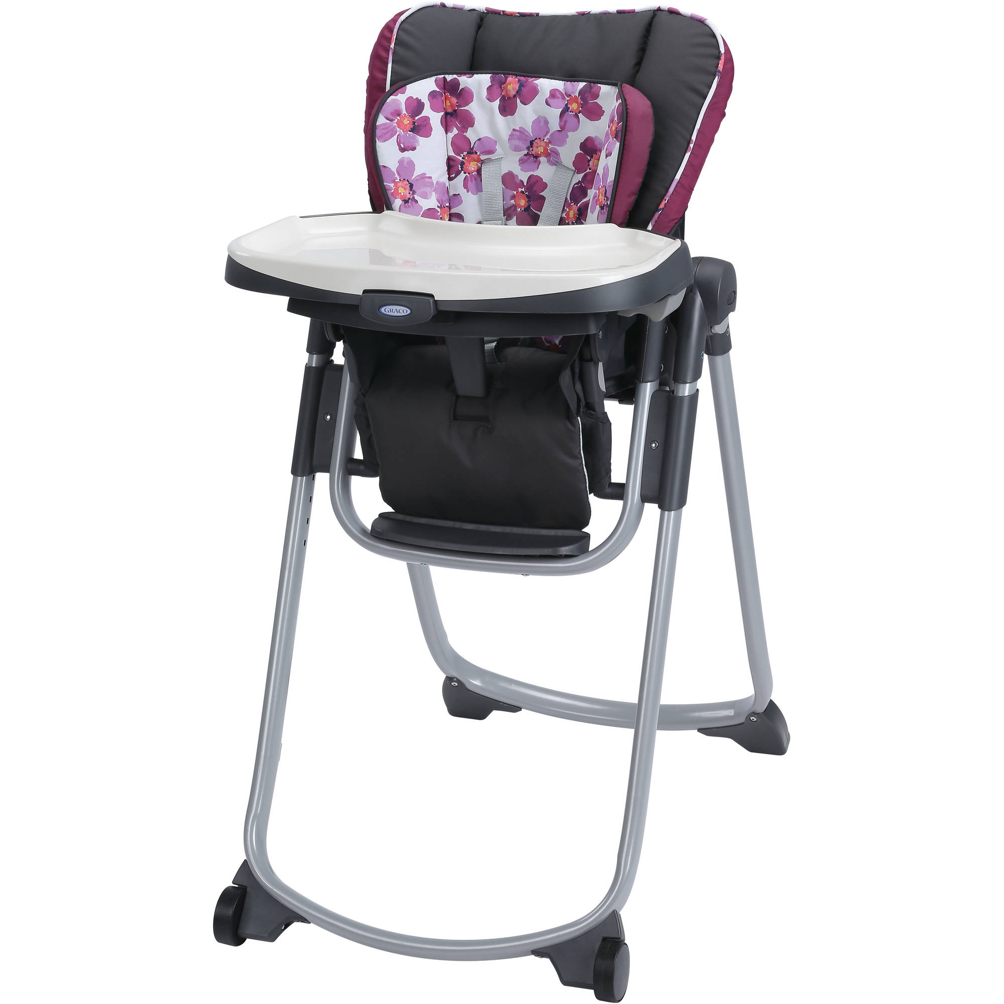 Graco Slim Spaces High Chair, Caris
