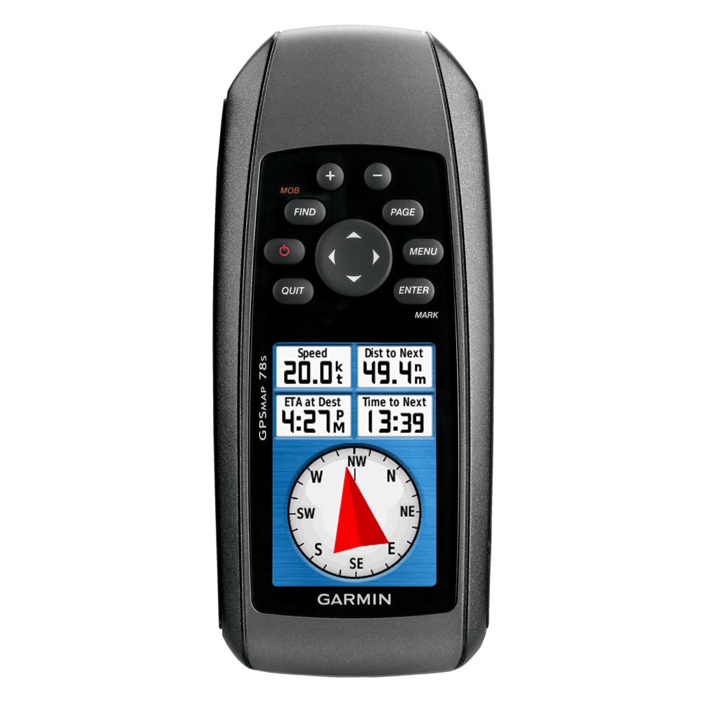 The Amazing Quality Garmin GPSMAP; 78s Handheld GPS