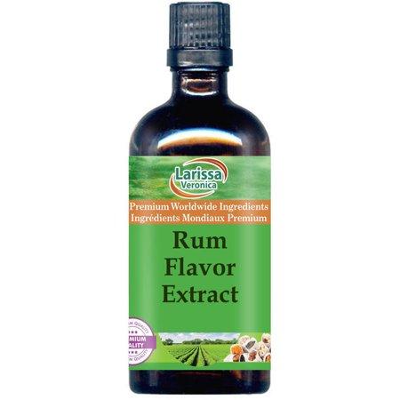 Rum Flavor Extract (1 oz, ZIN: 529541)