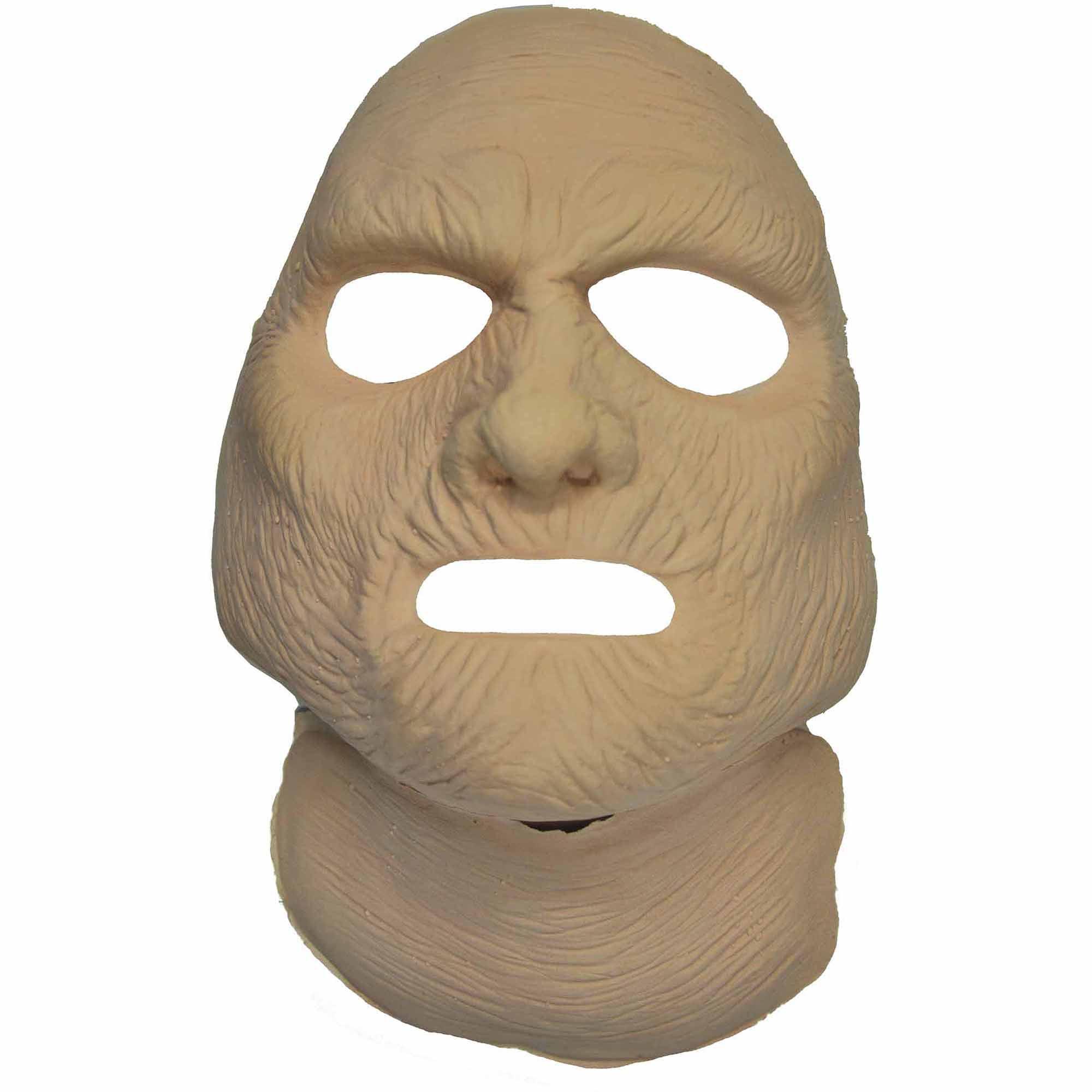 Mummy Foam Latex Face Adult Halloween Accessory