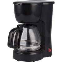 Deals on Mainstays 5-Cup Coffee Maker