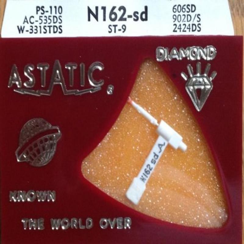 Astatic N162 0.7 Mil - 3 Mil Sapphire Record Stylus