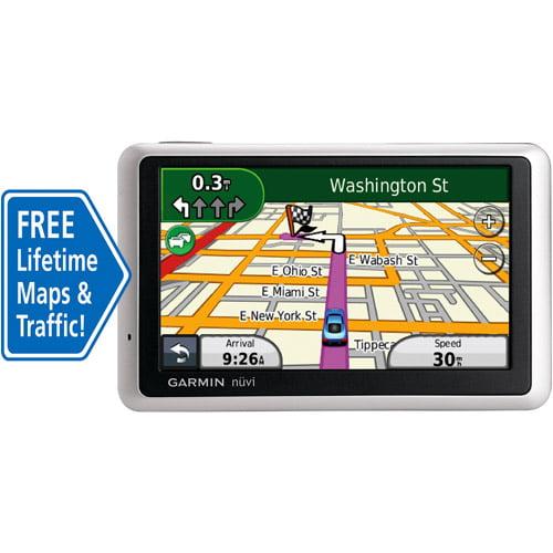 nuvi 1350LMT Automobile Portable Navigator