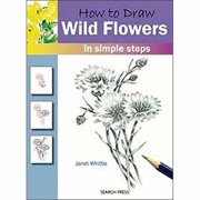Search Press Books, How to Draw Wild Flowers