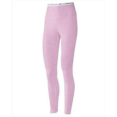 KWM2 Duofold Originals Mid-Weight 2-Layer Womens Thermal Underwear Size Medium, Berry Pink Heather ()