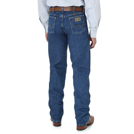 wrangler apparel mens  george strait jeans - Firefly Denim