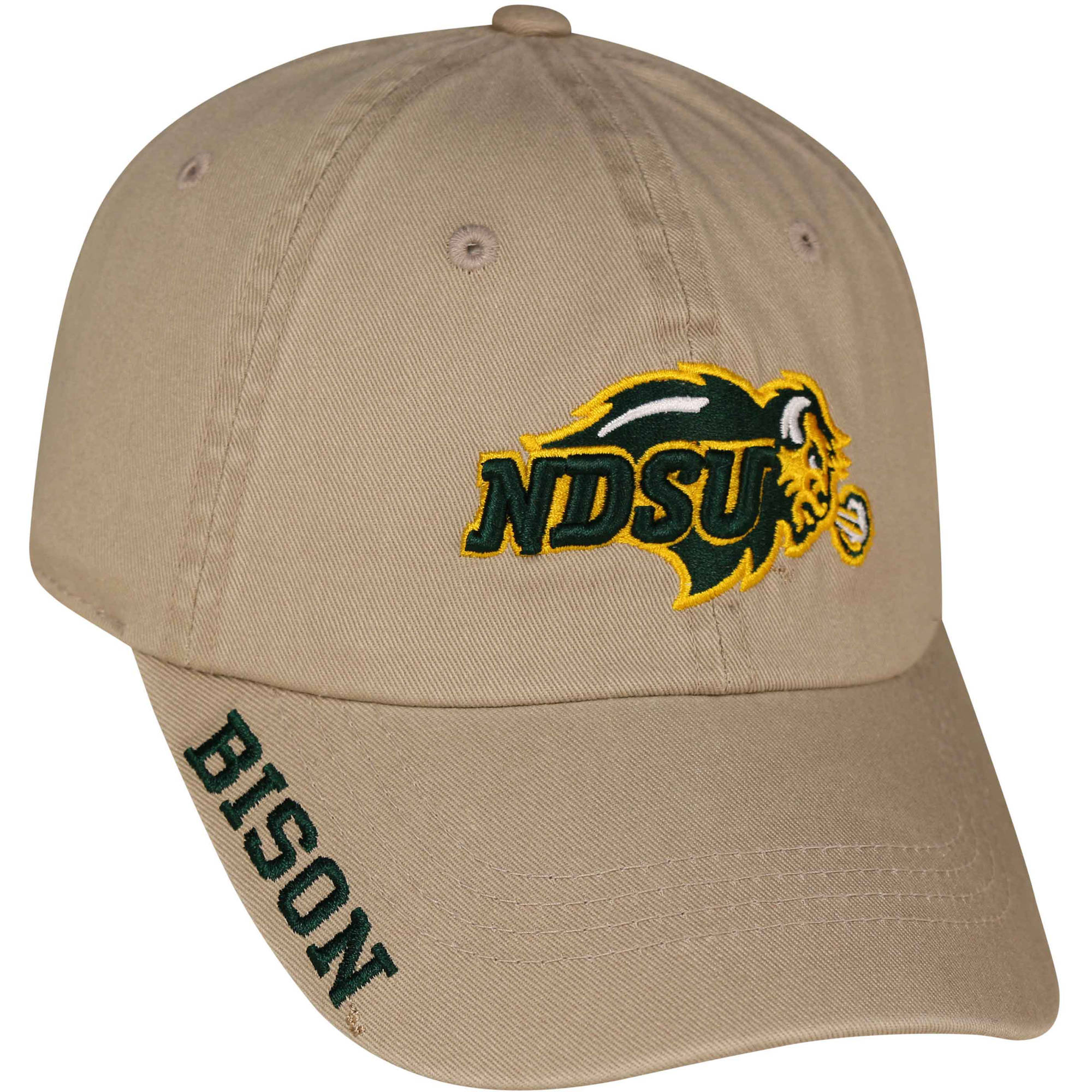 NCAA Men's North Dakota State Bison Khaki Cap
