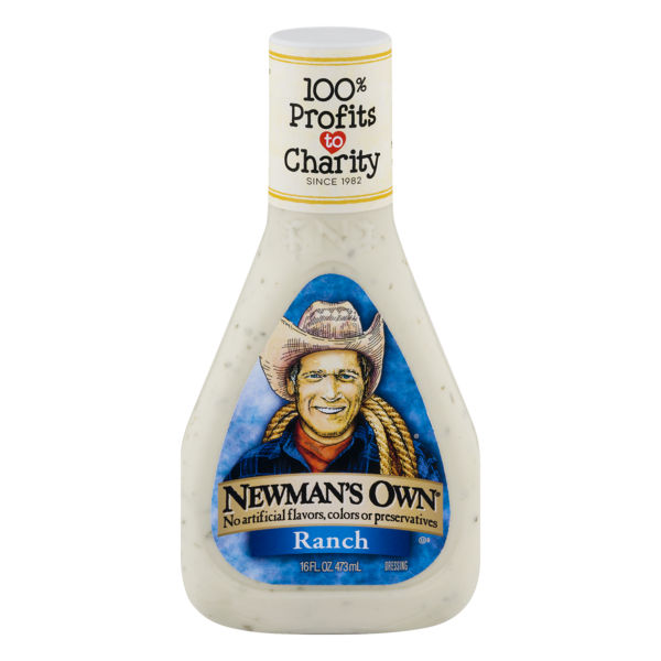 Newman's Own Ranch Dressing, 16 oz
