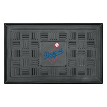 """MLB Los Angeles Dodgers 19.5""""x31"""" Heavy Duty Door Mat"""