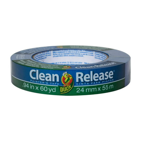 Duck Clean Release Painter's Tape, 0.94