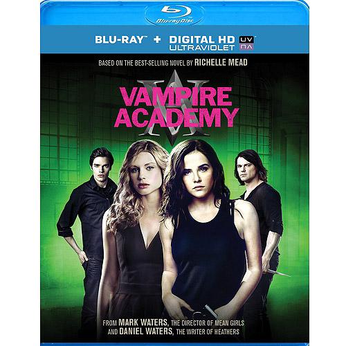 Vampire Academy (Blu-ray + Digital HD) (With INSTAWATCH)