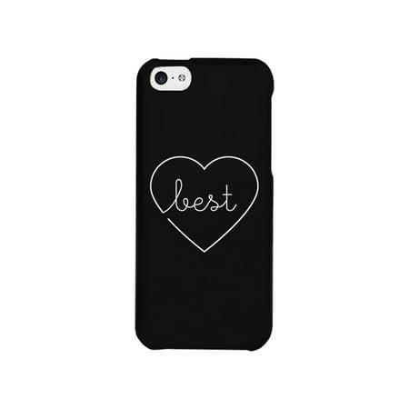 Best Babes-Left Cute Best Friend Matching Black iPhone 5C